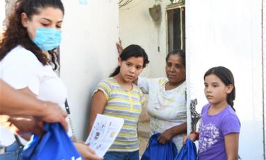 Cooltura de la Paz continúa beneficiando a más de mil niñas y niños con actividades artísticas y de entretenimiento