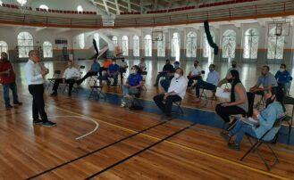 Directores de Intitutos del Deporte analizan estrategias de reactivación paulatina en el Estado