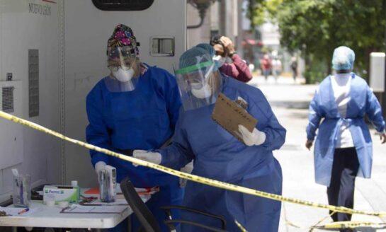 Reporte Covid-19 en México: 33 mil 526 muertos y 282 mil 283 confirmados