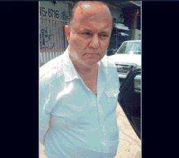 Duarte fue detenido en Miami, Florida, por US Marshals Service