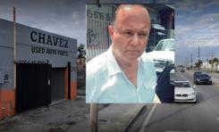 La carrera empresarial de César Duarte comenzó y termino con un taller de venta de autos usados