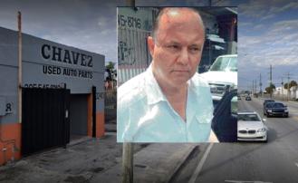 La carrera empresarial de César Duarte comenzó y termino con un yonke de autos