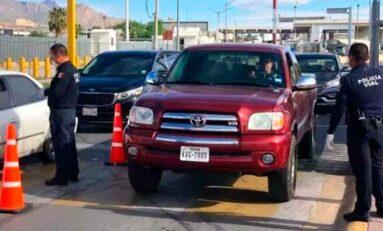 """Reinstalaran """"filtros sanitarios"""" en las entradas a Chihuahua y en puentes internacionales"""