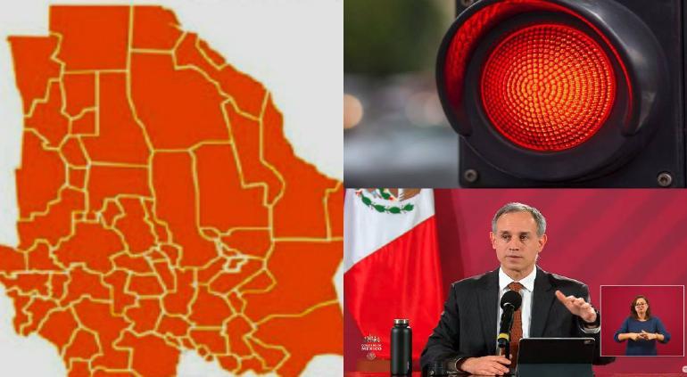 Chihuahua debe tomar decisiones, podrían pasar a rojo debido al repunte de casos: López-Gatell
