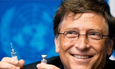 Asegura Bill Gates que vacuna para el COVID-19 sería de varias dosis