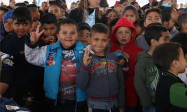 Inicia periodo de pago en Becas del Municipio para beneficiarios de cuarto de primaria