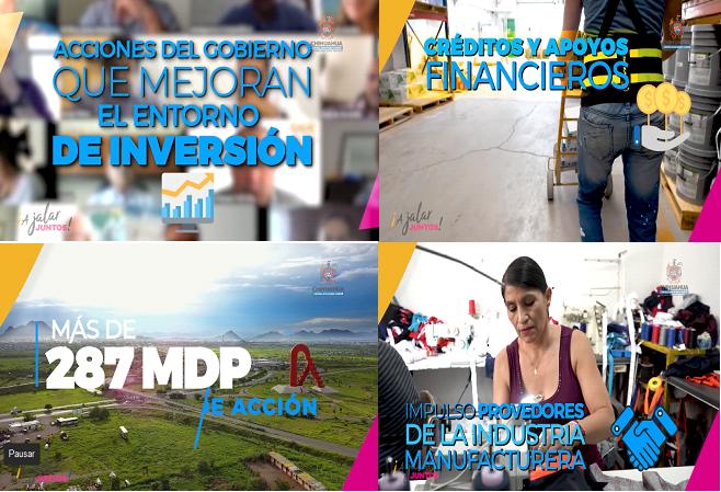 Programa de Reactivación Económica del Municipio ofrecerá créditos de 80 mil pesosa MiPyMEafectadas por el Covid