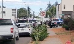 Balacera entre soldados y civiles genera pánico en Cuauhtémoc