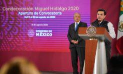 Presentan convocatoria para otorgar condecoración Miguel Hidalgo al personal de salud que atiende el COVID-19