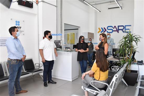 Presenta Gobierno Municipal Centro de Negocios Estación Emprende a Jóvenes CANACO