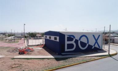 Por concluir Gobierno Municipal gimnasio de box en la colonia Sahuaros