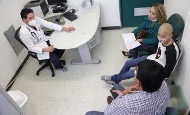 Extirpan con éxito tumor de más de cinco kilos a niño de 12 años en HGR No 1 del IMSS en Chihuahua