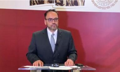 Dependencias federales seguirán celebrando a diario las mesas de seguridad: Loera