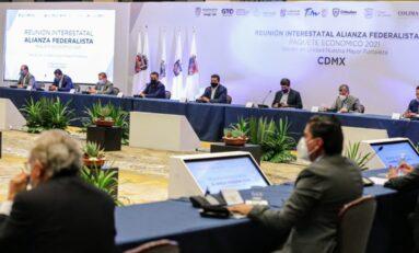 Se solidarizan con Chihuahua gobernadores de Alianza Federalista ante revanchismo federal