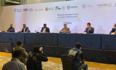 Alianza Federalista hará propuesta contra reducción de participaciones en el PEF 2021