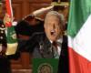 """Con 20 """"vivas"""" celebra AMLO el 210 Aniversario del Grito de Independencia"""