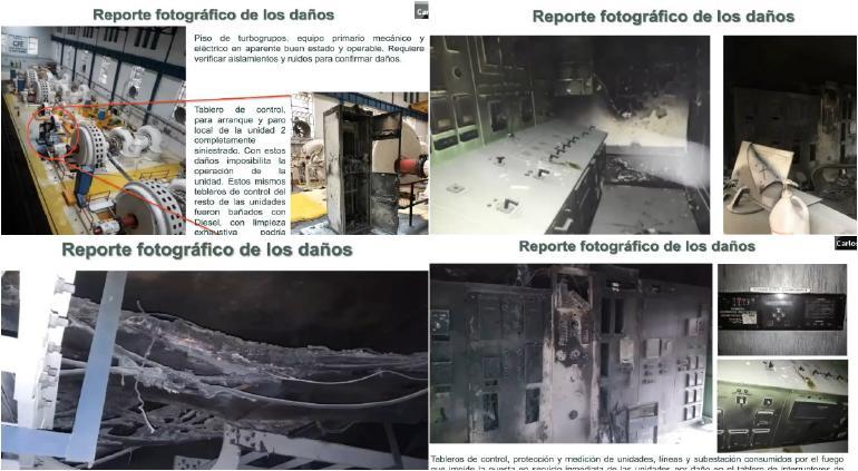 Incendiaron Hidroeléctrica de La Boquilla a propósito; daños por más de 100 mdp: CFE