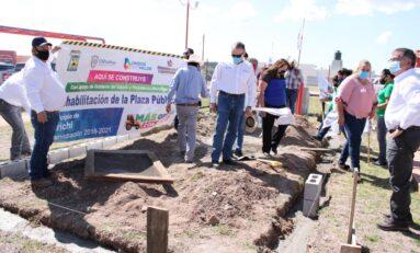 Destina Fondo Justicia para Chihuahua un millón de pesos para obras en Carichí