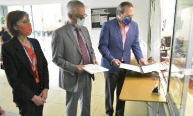 Entrega Ejecutivo Estatal informe de actividades al Congreso del Estado