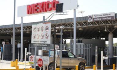 Invierte Estado más de 260 mdp para mejorar cruces fronterizos en Juárez
