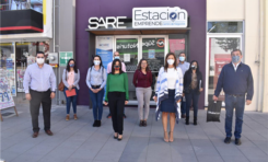 Visita Dirección de Desarrollo Económico de Delicias instalaciones del SARE en Chihuahua Capital
