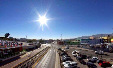 Continuarán días soleados para esta semana en Chihuahua capital