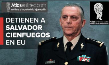 Detienen en Los Angeles a Gral. Salvador Cienfuegos, a petición de la DEA acusado de narcotráfico