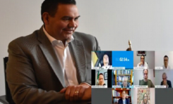Entrevistan en el Senado a Candidatas y Candidatos a ocupar dos cargos en el Pleno del INAI