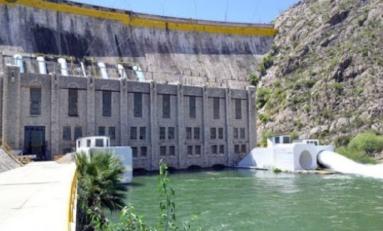 """""""El agua es de la nación""""; GN y ejército deben custodiar presas: Sánchez Cordero"""