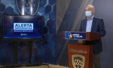 Les suplico chihuahuenses, respeten las indicaciones sanitarias: Fernández