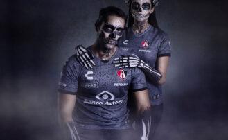 Atlas presenta jersey por el Día de Muertos y recibe burlas