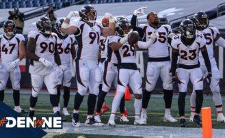 NFL: Denver vence a New England con seis goles de campo de Brandon McManus