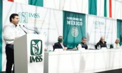 IMSS y Academia Nacional de Medicina de México deben unir esfuerzos para que la salud sea un derecho y no un privilegio
