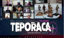"""Lanzan Convocatoria al Premio Municipal a la Excelencia en el Deporte """"Teporaca 2020"""""""