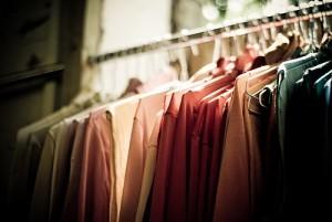 Clothing Give-away at MNDC