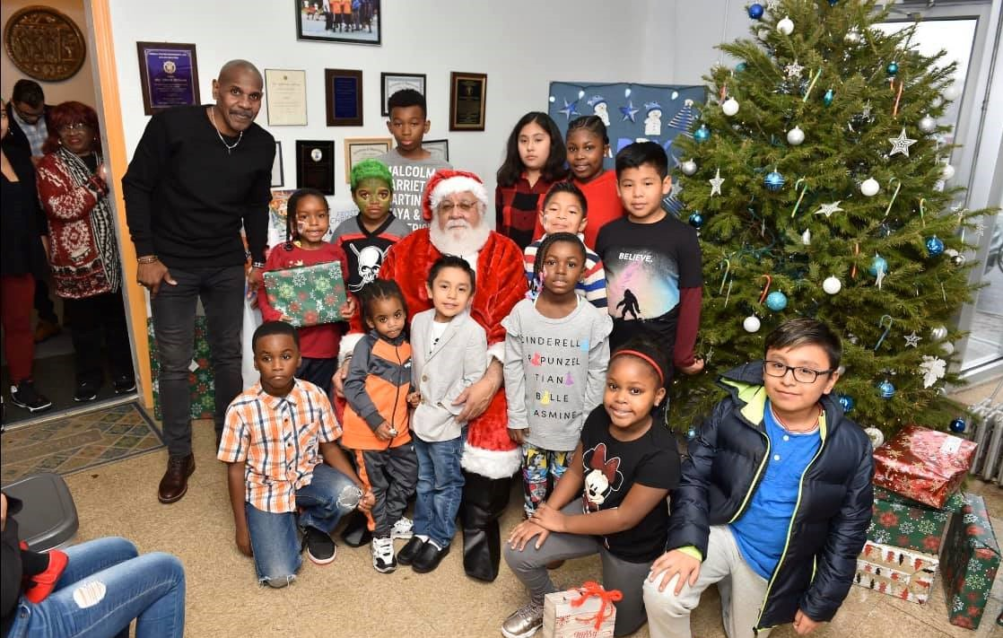 MNDC provides Christmas gifts to children from Jersey Cares