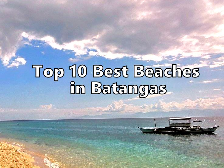Top 10 Best Beaches in Batangas