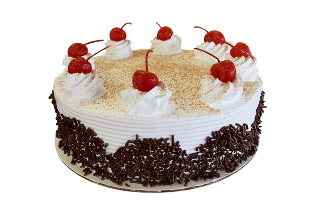 Winchell's Black Forest Cake