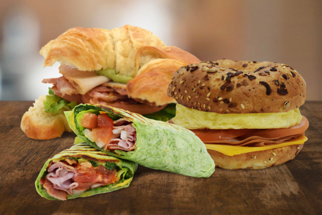 Winchell's Sandwiches