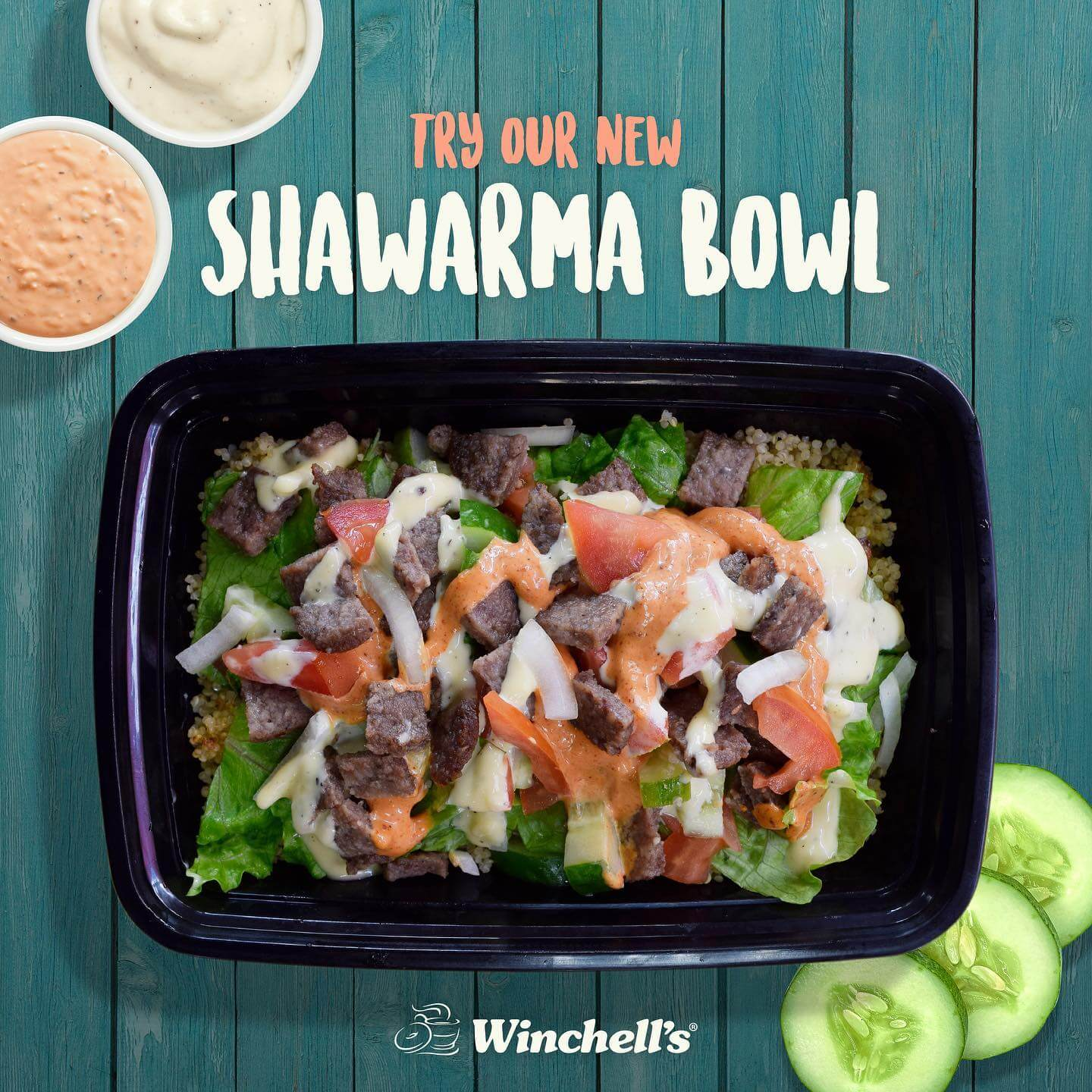 promotions - Shawarma Bowl