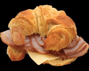 Winchell's Ham, Egg & Cheese Croissant