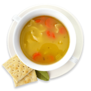 Winchell's Chicken Noodle Soup