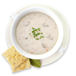 Winchell's Clam Chowder