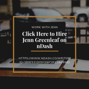 Hire Jenn Greenleaf on nDash