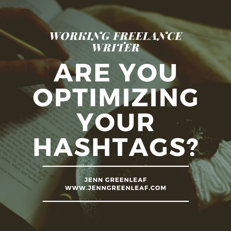 Are You Optimizing Your Hashtags?