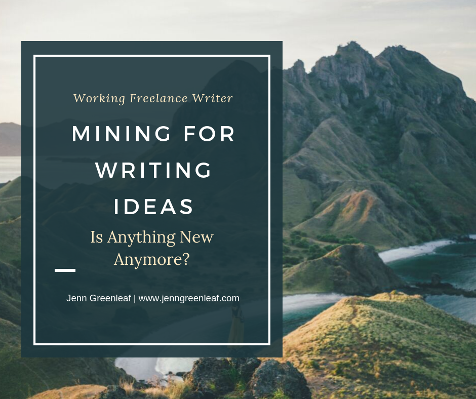 Mining for Writing Ideas