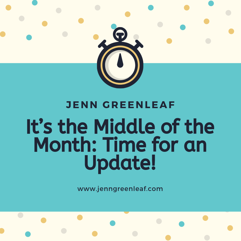 It's the Middle of the Month!
