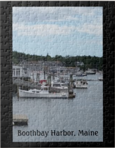 Waterfront puzzle