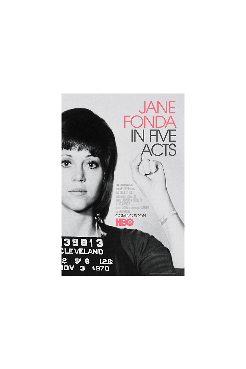 </br>Jane Fonda in Five Acts
