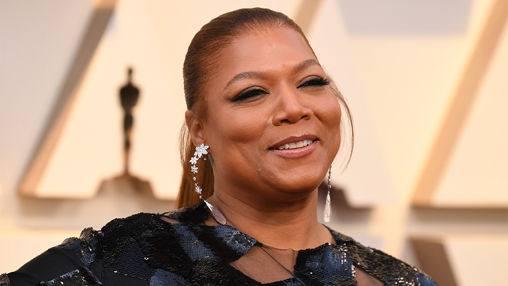 Queen Latifah and 'The Tiger Rising'